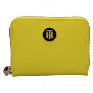 Dámska peňaženka Tommy Hilfiger Audrey - žltá