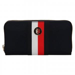 Dámska peňaženka Tommy Hilfiger Francoise - modrá