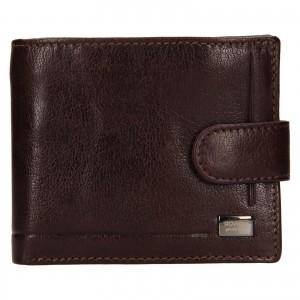 Pánska kožená peňaženka Rovicky Oskar - hnedá