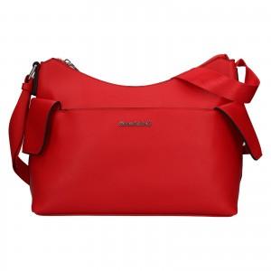 Dámska kabelka Marina Galant Léa - červená