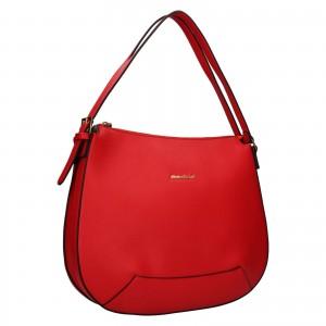 Dámska kabelka Marina Galant Corey - červená