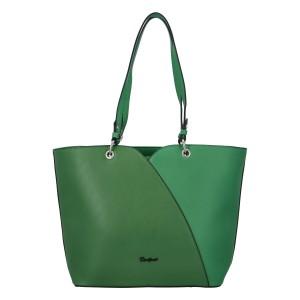 Dámska kabelka David Jones Aline - zelená
