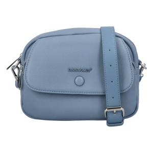 Dámska crossbody kabelka David Jones Rienta - modrá