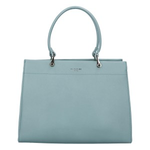 Dámska kabelka David Jones Flera - zeleno-modrá