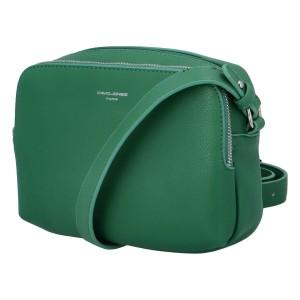 Dámska crossbody kabelka David Jones Berdine - zelená