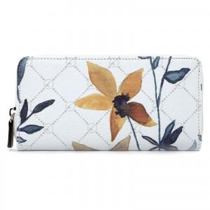 Dámska peňaženka Tamaris Anastasia - kvetovaná