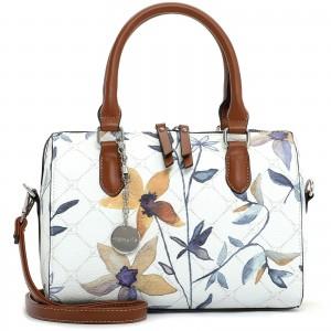 Dámska kabelka Tamaris Brita - kvetovaná