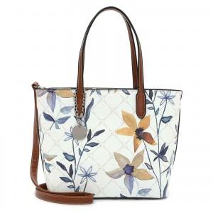 Dámska kabelka Tamaris Sindy - kvetovaná