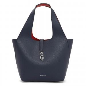 Dámska 2v1 kabelka Tamaris Cordula - modro-červená