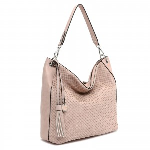 Dámska kabelka Tamaris Stefania - ružová