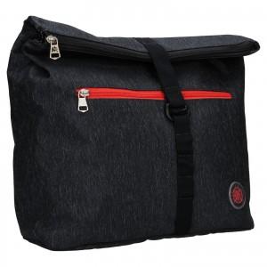 Pánska taška cez rameno Lerros Jacob - modrá