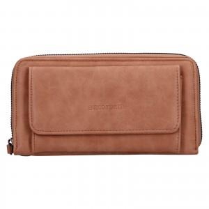 Dámska peňaženka Enrico Benetti Stella - ružová