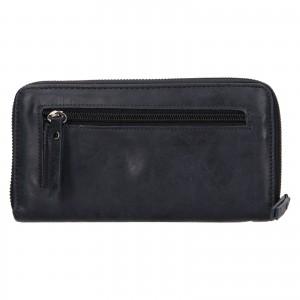 Dámska peňaženka Enrico Benetti Stella - tmavo modrá
