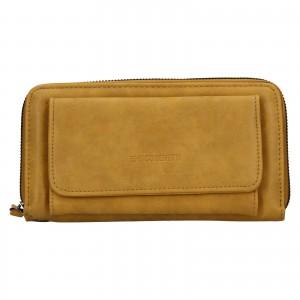 Dámska peňaženka Enrico Benetti Stella - žltá