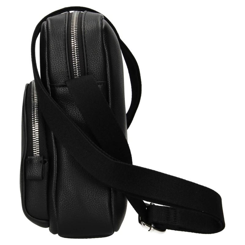 Pánska taška cez rameno Calvin Klein Timms - čierna
