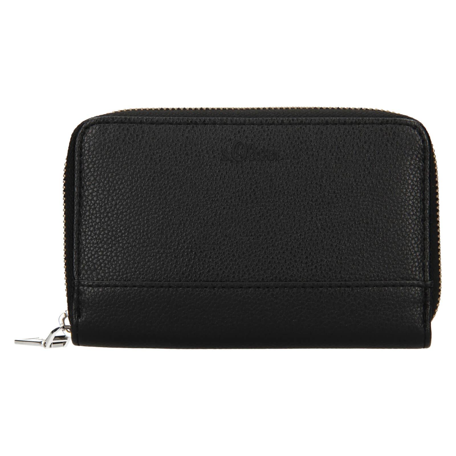 Dámska peňaženka S.Oliver Valeria - čierna