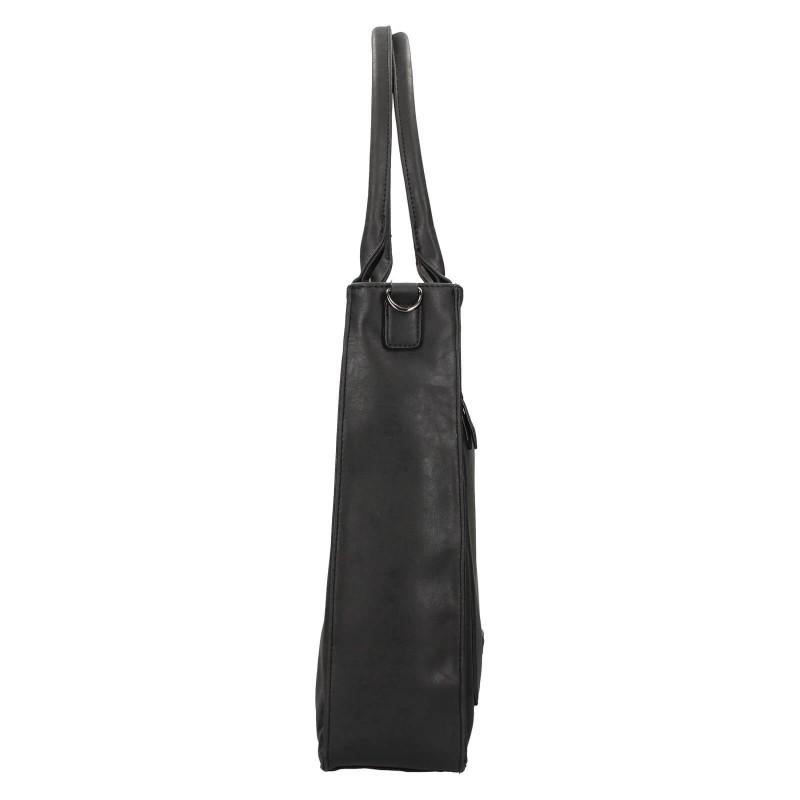Dámska kabelka Enrico Benetti Patrisea - čierna
