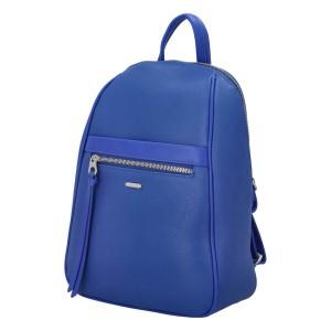 Módny dámsky batoh David Jones Izolda - modrá