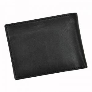 Pánska kožená peňaženka Pierre Cardin Fabien - čierna