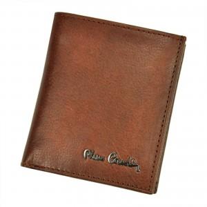 Pánska kožená peňaženka Pierre Cardin Leonard - koňak