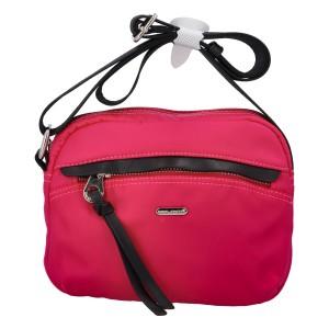 Dámska crossbody kabelka David Jones Damiena - ružová