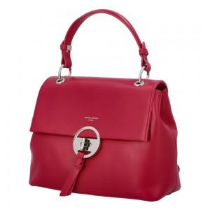 Dámska kabelka David Jones Celina - ružová
