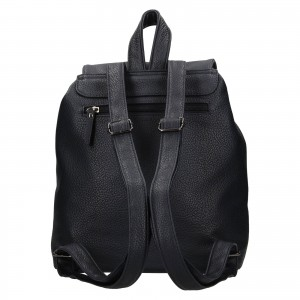 Moderní dámský batoh Enrico Benetti Europa - tmavo modrá
