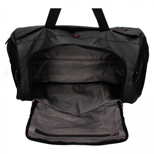 Cestovná taška Enrico Benetti Northern - čierna