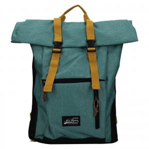 Veľký trendy batoh New Rebels Lindr - svetlo modrá