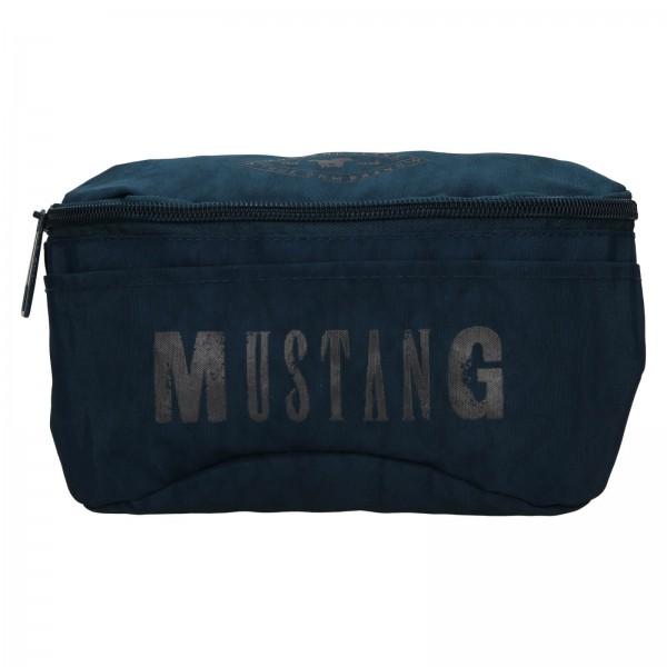 Trendy ľadvinka Mustang London - tmavo modrá