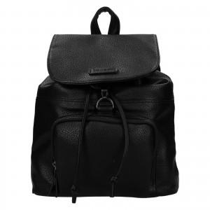Moderní dámský batoh Enrico Benetti Europa - čierna
