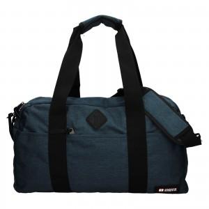 Cestovná taška Enrico Benetti James - modrá