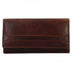 Dámska peňaženka Lagen Marionna - hnedá