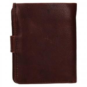 Pánska kožená peňaženka Ashwood Harry - hnedá