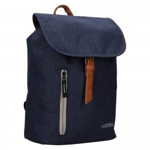 Trendy batoh Mustang Monaco - tmavo modrá