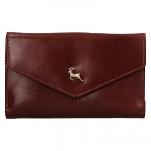 Dámská kožená peňaženka Ashwood Zelda - koňak
