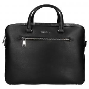 Pánska taška na notebook Calvin Klein Antonio - čierna