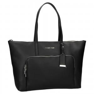 Dámska kabelka Calvin Klein Dolores - čierna