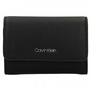Dámska peňaženka-kabelka Calvin Klein Minas - čierna