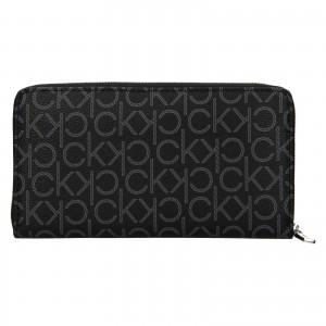 Dámska peňaženka Calvin Klein Ginna - čierna
