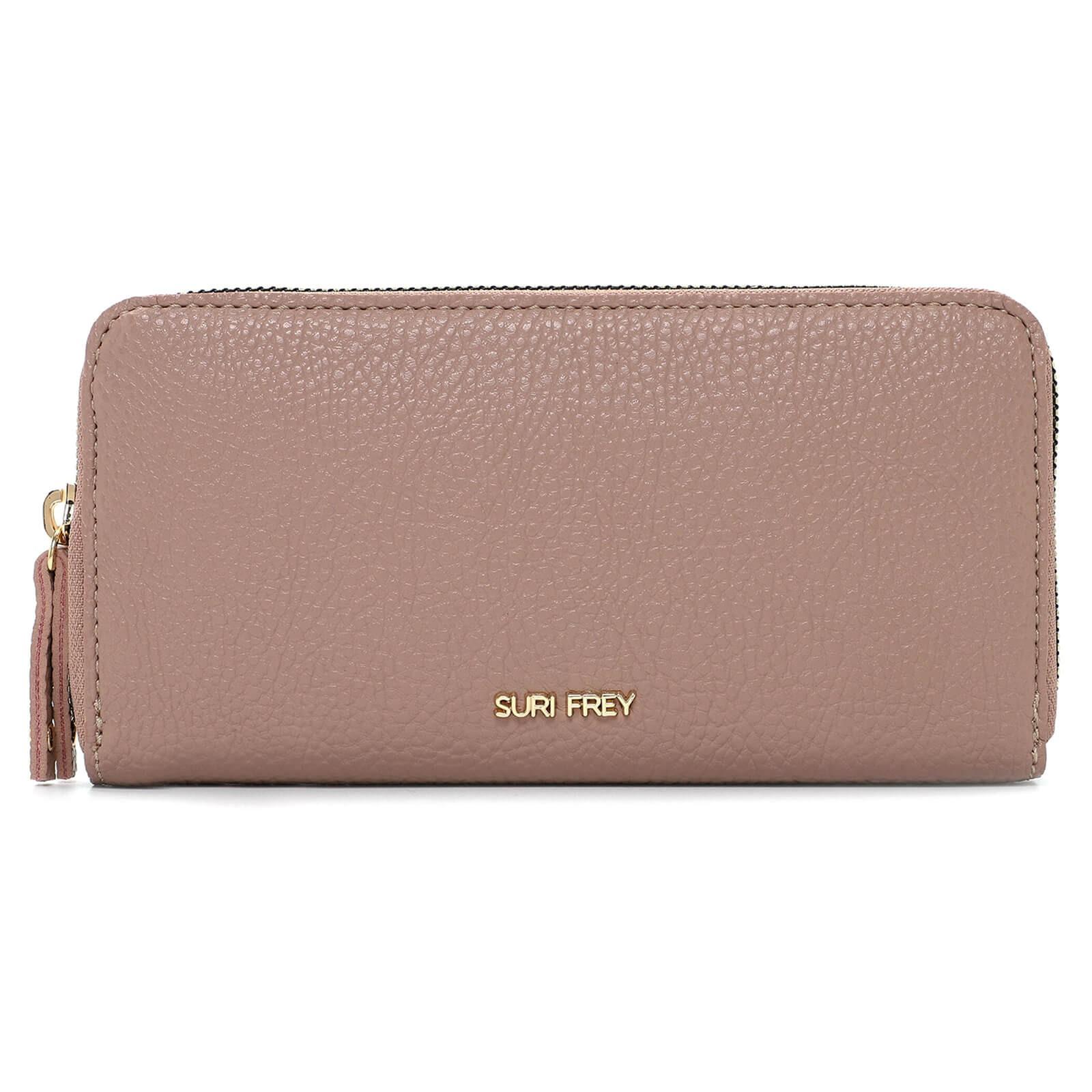 Dámska peňaženka Suri Frey Anežka - ružová