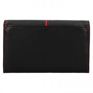 Dámska kožená peňaženka SendiDesign Apolena - čierna