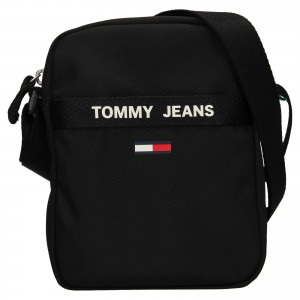 Pánska taška cez rameno Tommy Hilfiger Jeans Filipe - čierna