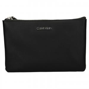 Dámska crossbody kabelka Calvin Klein Maja - čierna