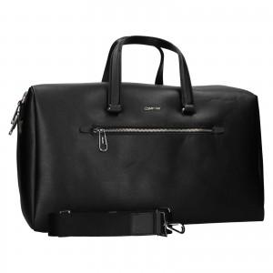 Pánská cestovní taška Calvin Klein Gnost - čierna