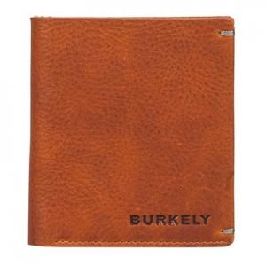 Pánska kožená peňaženka Burkely Sten - koňak