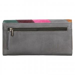 Dámska kožená peňaženka Lagen Isadora