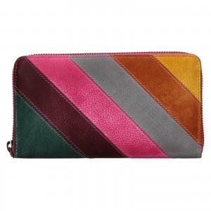 Dámska kožená peňaženka Lagen Nuria