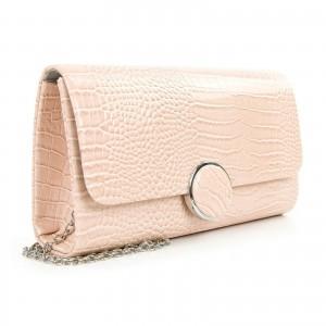 Dámska listová kabelka Tamaris Tatiana - ružová
