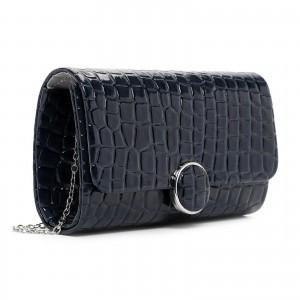 Dámska listová kabelka Tamaris Tatiana - tmavo modrá